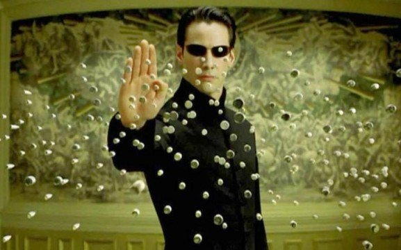 The Matrix is being rebooted