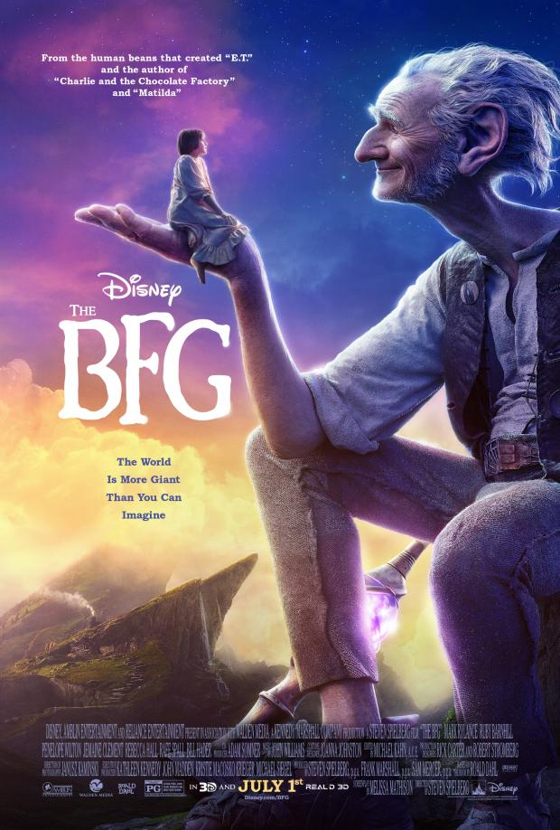 Whimsical New Trailer For Steven Spielberg's The BFG Plots Course For Giant Country