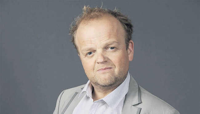 Toby Jones Cast As Sherlock Season 4 Villain