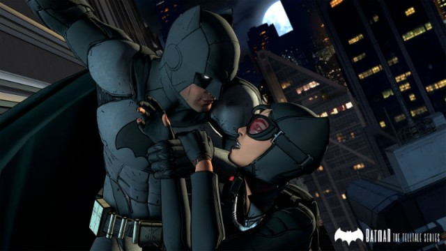 First Screens And Details Released For Batman - The Telltale Series