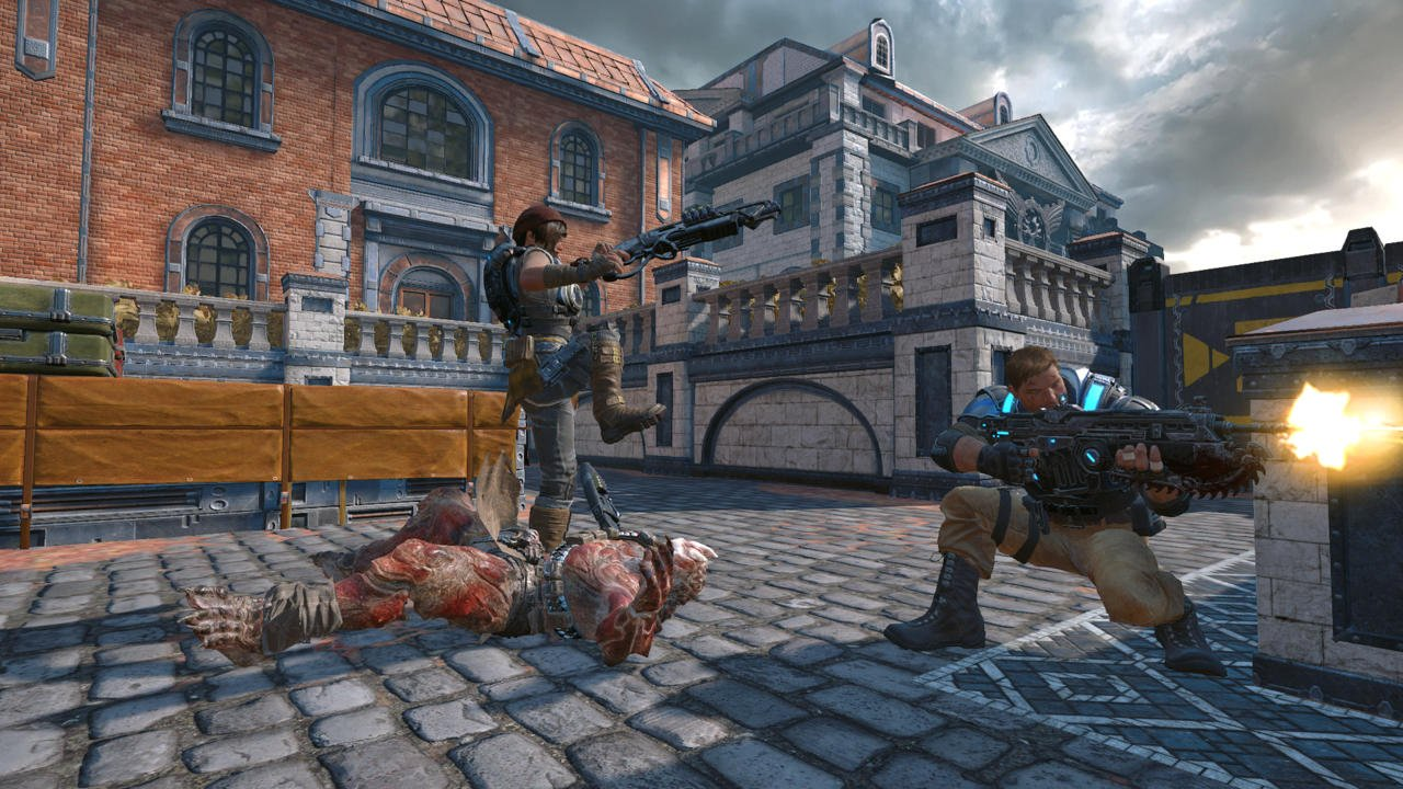 Gears Of War 4 Director Showcases Graphical Improvements From Beta Test