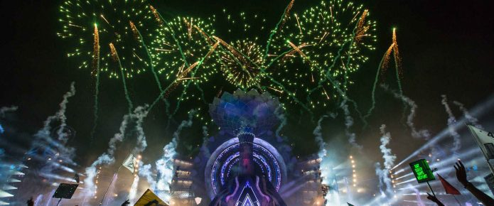 Listen To Electric Daisy Carnival Day 2 Live Sets Right Here