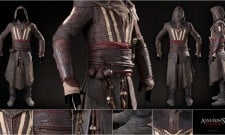 Take A Closer Look At Michael Fassbender's Historic Duds In New Assassin's Creed Image