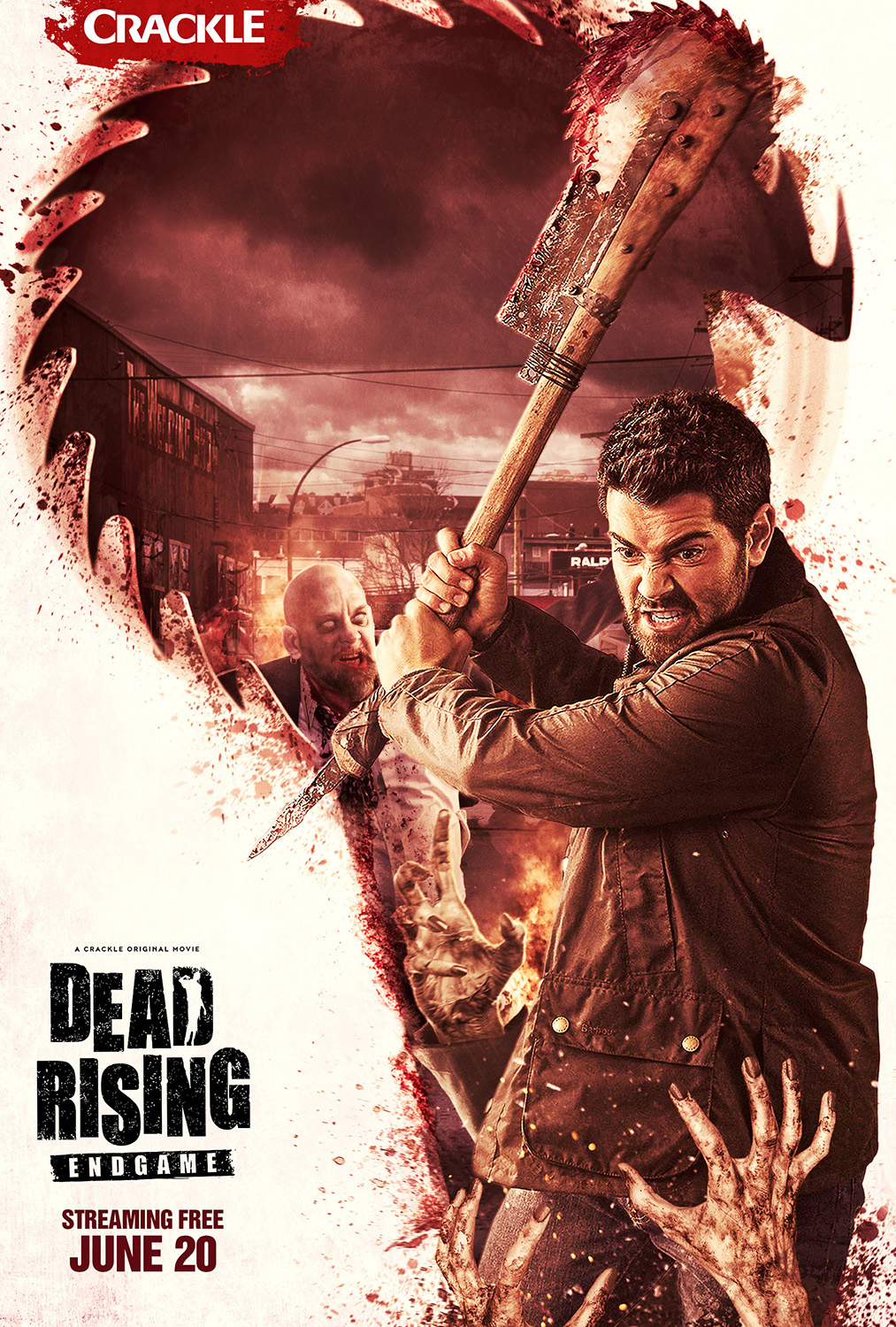 Exclusive Dead Rising Endgame Posters Introduce Your New Favorite
