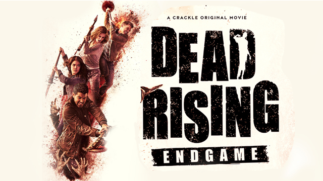Dead Rising: Endgame Trailer And Poster Spark A Government Conspiracy