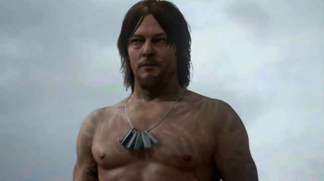 Hideo Kojima Teases Death Stranding's Action Elements, Guillermo Del Toro Not Involved...Yet