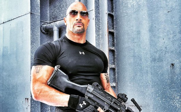 The Iceman Cometh: Dwayne Johnson Shares Cool New Set Pic From Fast 8