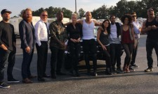 Fast 8 Set Photo Assembles Universal's Starry Crew Of Petrolheads