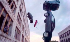 Cars Rain From The Sky In Explosive New Set Video For F. Gary Gray's Fast 8