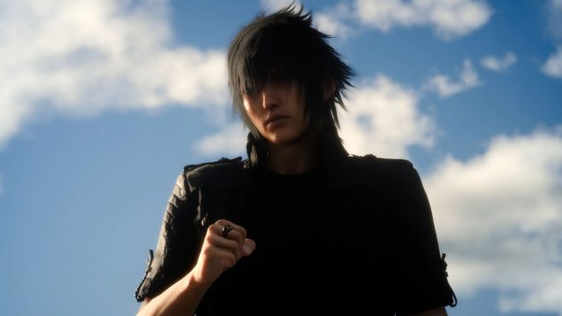 "Final Fantasy XV Incorporates ""Both Open World And Linear"" Segments"