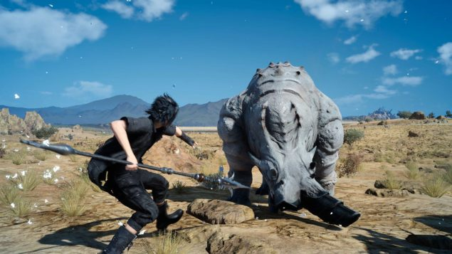 Final Fantasy XV's Latter Stages Are Linear In Order To Focus On Story, Says Tabata
