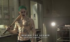 Awesome New Look At Jared Leto As The Joker In Suicide Squad