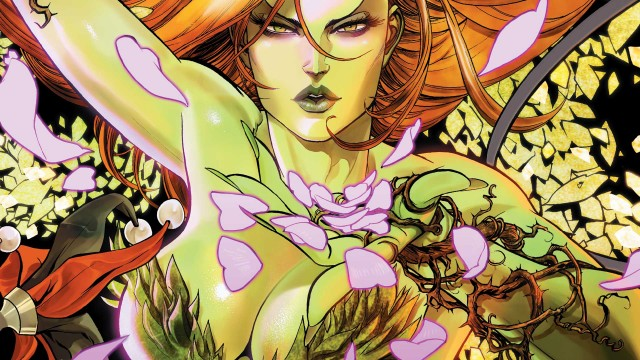 Gotham Is Recasting Poison Ivy For Season 3
