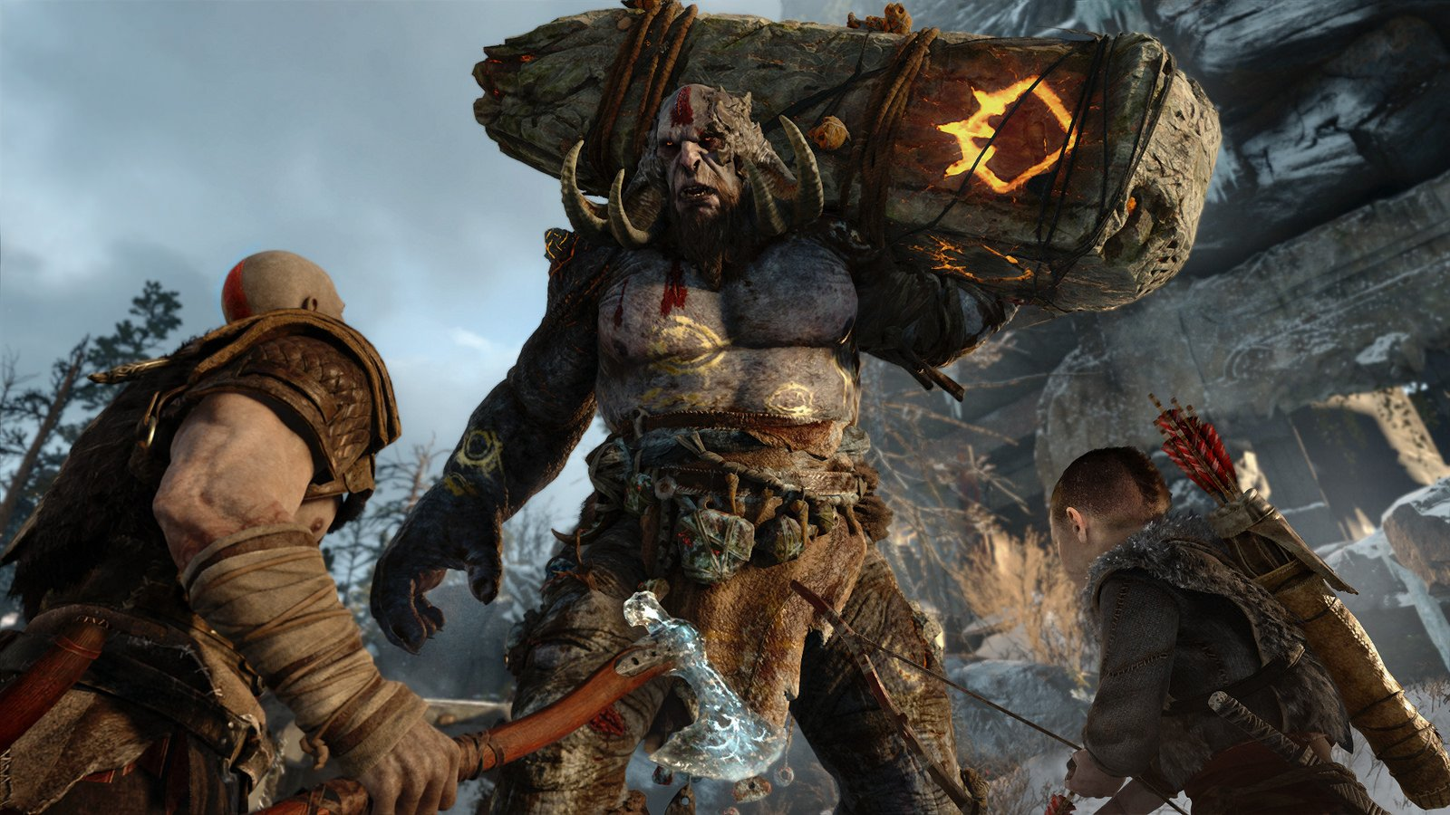 God Of War PS4 Not Considered Reboot, Takes Place After God Of War 3