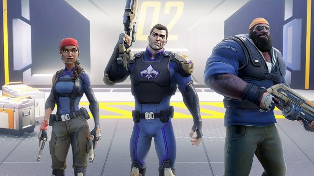 Agents Of Mayhem Hands-On Preview [E3 2016]