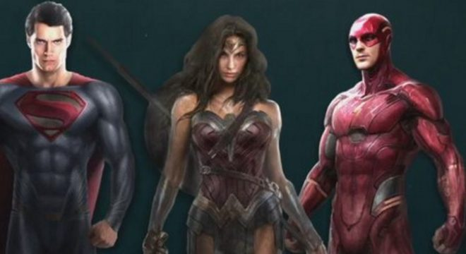 New Justice League Concept Art Offers Up A Fresh Look At The Flash