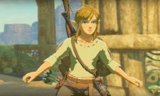 Here's 40 Minutes Of The Legend Of Zelda: Breath Of The Wild Footage For Your Viewing Pleasure