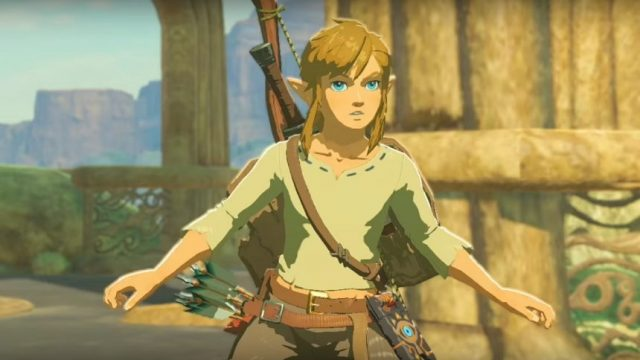 Newly Listed Nintendo Switch Accessories/Bundles Suggest Zelda Is A Launch Title