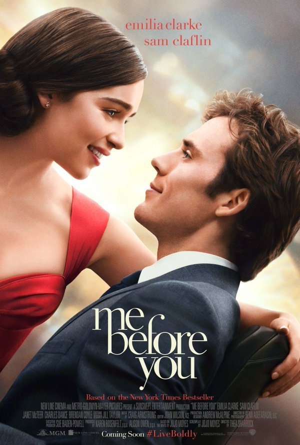 Me Before You Review