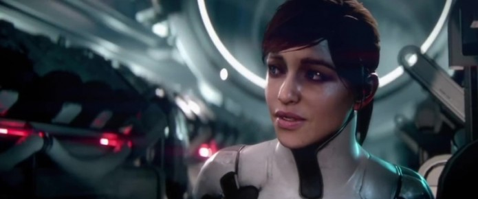 BioWare Elaborates On Mass Effect: Andromeda Protagonist Ryder