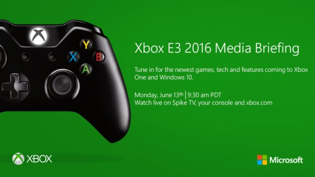 "Microsoft Teases ""Special E3,"" Conference To Last 90 Minutes"