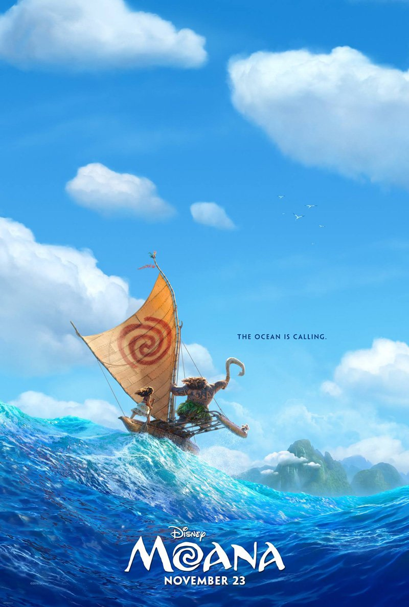 A Great Adventure Is Afoot In All-New International Trailer For Disney's Moana