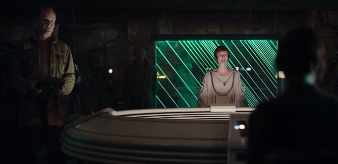 "Mon Mothma Will Have A ""Significantly Larger"" Role In Rogue One: A Star Wars Story"