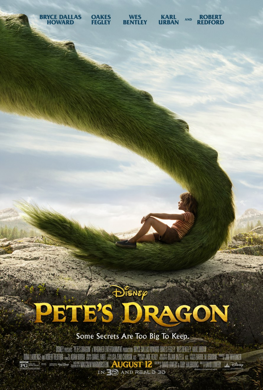 Pete's Dragon TV Spot Tees Up A Dance With Dragons