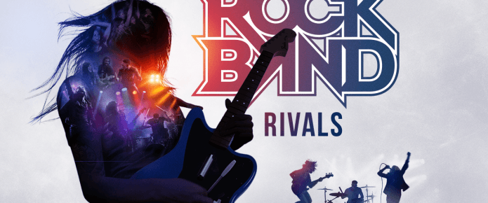 Rock Band Rivals Now Available