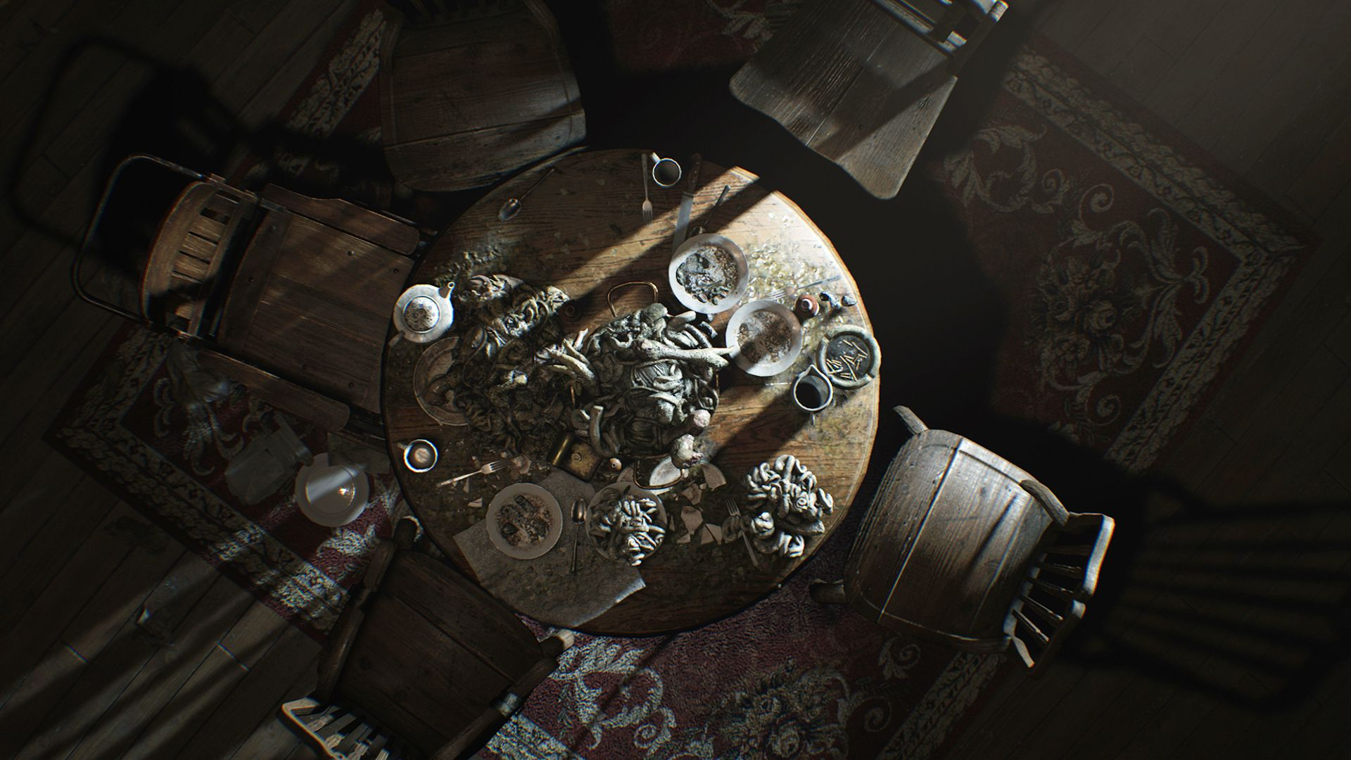 Nearly 1 Million Players Have Visited Resident Evil 7's Baker Mansion Since Launch