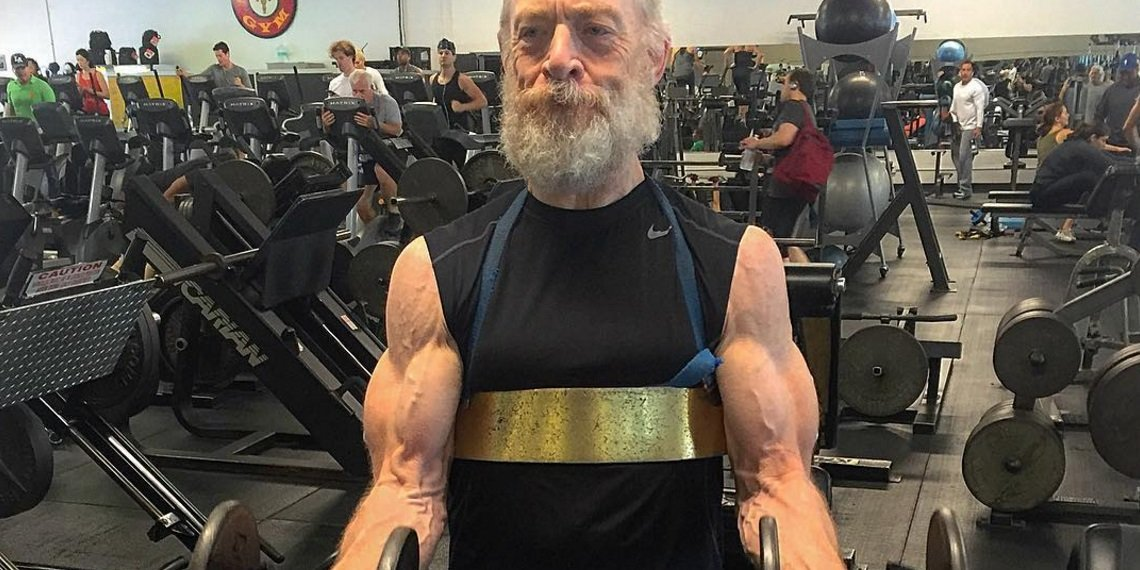 Turns Out J.K. Simmons Didn't Get Jacked For Justice League After All