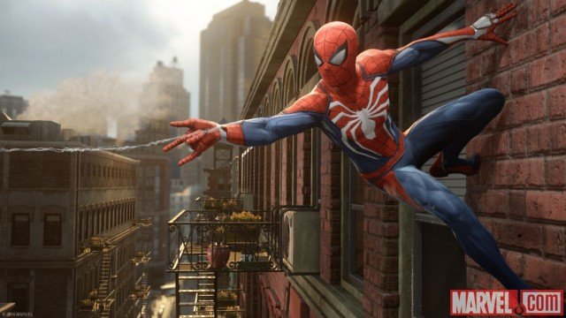 New Details For Insomniac's Spider-Man PS4 Emerge, Built On Ratchet & Clank Game Engine