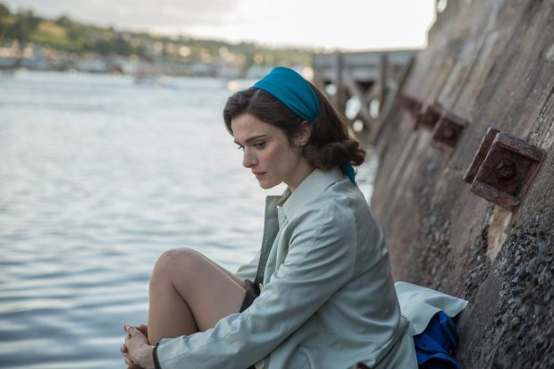 First Look At Colin Firth and Rachel Weisz In The Mercy