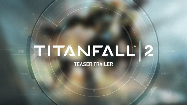 Standby For Titanfall 2: New Teaser Preps You For Sunday's Grand Reveal