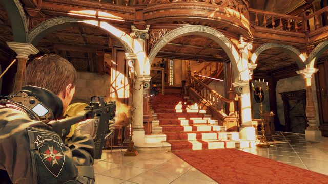 Umbrella Corps Mansion