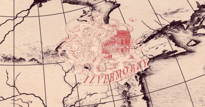Fantastic Beasts: New Featurette Introduces Ilvermorny And American Magic