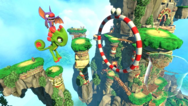 Yooka-Laylee Preview [E3 2016]