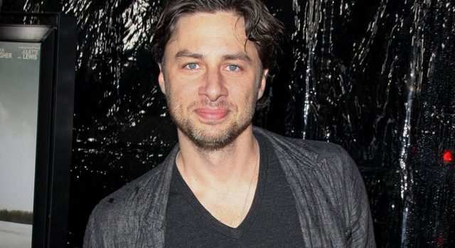 Zach Braff Inks Deal With ABC For New Comedy Series Start Up