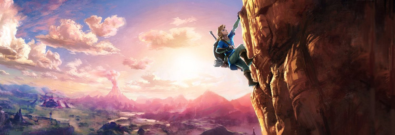 The Legend Of Zelda For Wii U/NX Unveils New Artwork