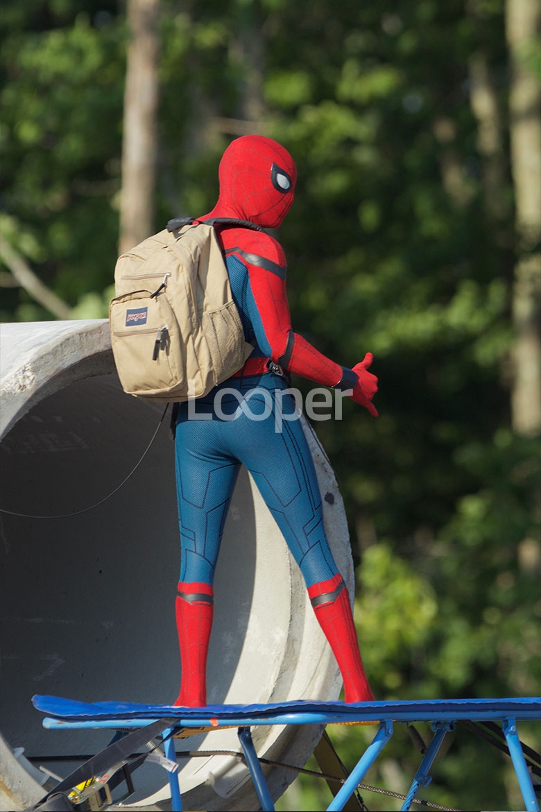 First Spider-Man: Homecoming Trailer To Arrive With Rogue One: A Star Wars Story