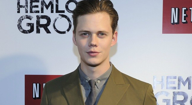 Bill Skarsgard Boards Stephen King's It Adaptation As Pennywise The Clown