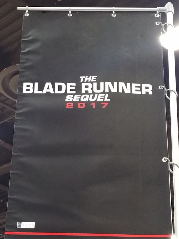 First Blade Runner 2 Promo Poster Is A Barren, Bleak Affair