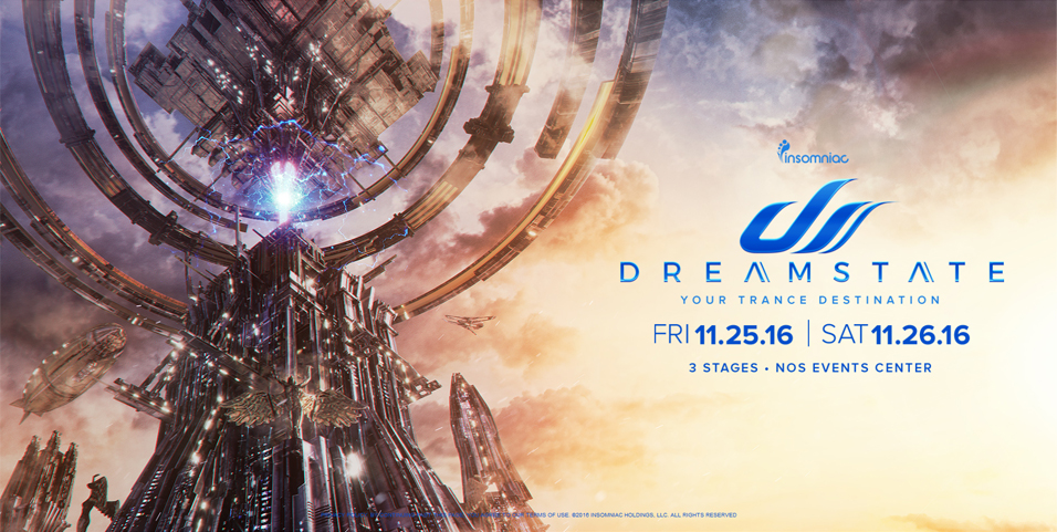 Insomniac Reveals Details For Dreamstate 2016