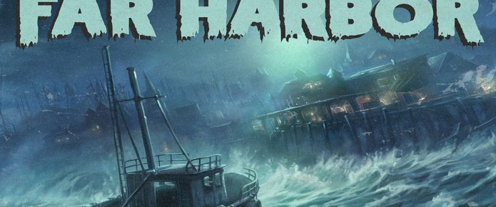 Fallout 4 Far Harbor Re-Released On PS4