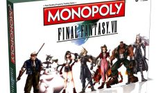 There's A Final Fantasy VII Edition Of Monopoly Coming In 2017