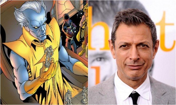 Jeff Goldblum Teases His Pleasure Seeking Grandmaster In Thor: Ragnarok