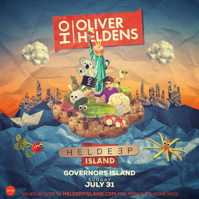 CONTEST: Win 2 Tickets To See Oliver Heldens In NYC