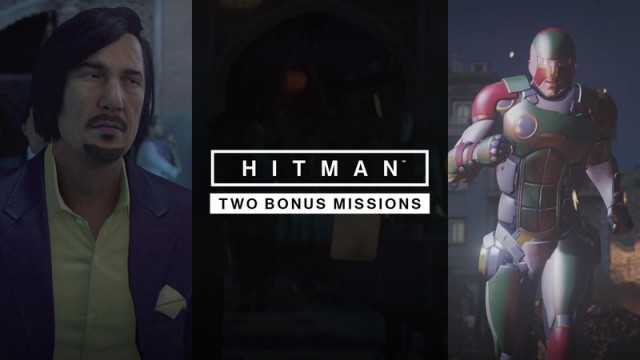 Two Bonus Missions Headed To Hitman In July