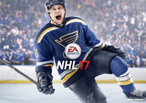Vladimir Tarasenko Will Appear On NHL 17's Cover