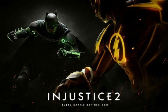Injustice 2 Gets May 2017 Release Date
